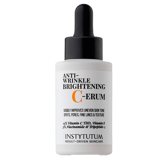 ANTI-WRINKLE BRIGHTENING C-ERUM