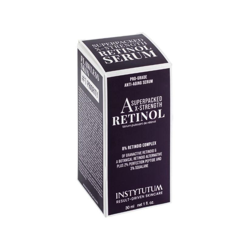 Superpacked X Strength Retinol Instytutum